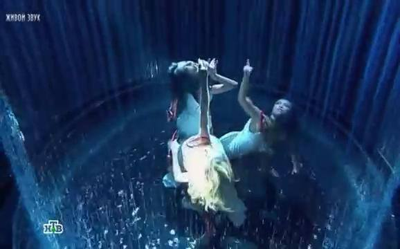 Фото - Круг дождя на шоу «Хочу в Виа-Гру» от Didzher Effects