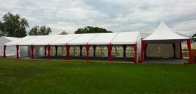 Фото - Большие шатры в аренду от Didzher Effects