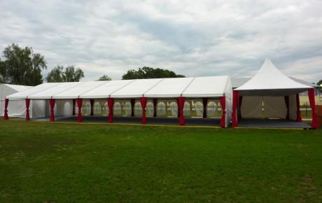Фото - Большие шатры аренда от Didzher Effects