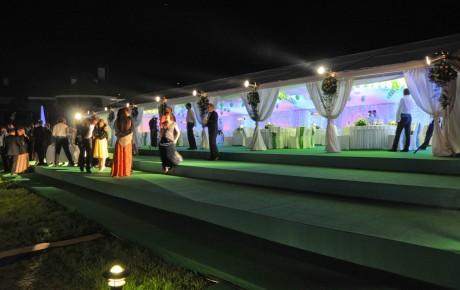 Фото - Свадебные шатры в аренду от Didzher Effects