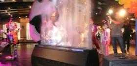 Фото - Туманный экран напольный от Didzher Effects