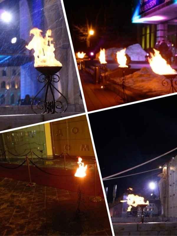 "Фото - Спецэффект ""Чаша огня"" со скидкой -30 % от Didzher Effects"