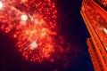 Фото - Высотный фейерверк от Didzher Effects