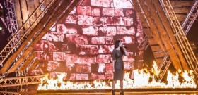 Фото - Стена огня от Didzher Effects